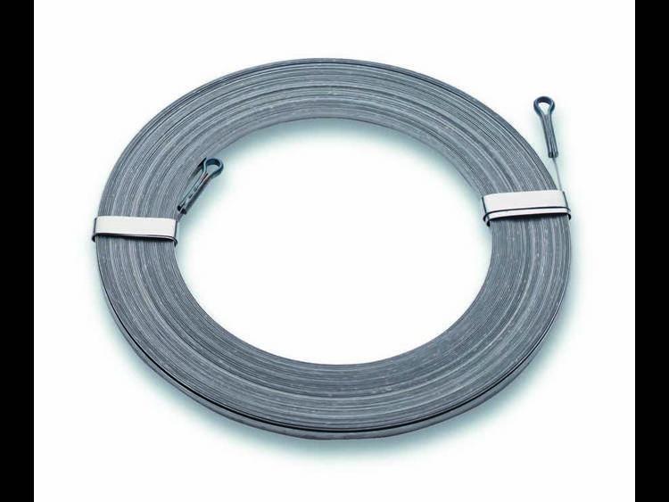 Kabeltrekband staal 15m dikte 3,5x0,5 mm 900N 140006 Cimco 1 stuks