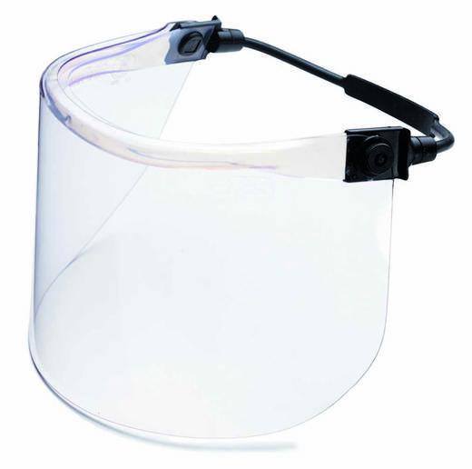 Gezichtsbeschermer voor veiligheidshelm transparant 140204