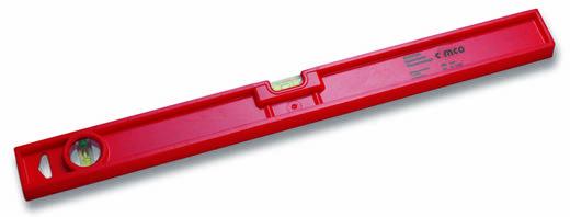 Cimco 211436 Waterpas voor elektriciens 60 cm Kalibratie: Zonder certificaat