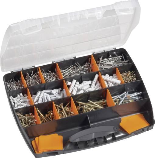 811512 Combi-schroeven assortiment 1500 onderdelen