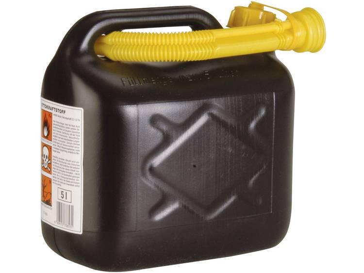 Benzinejerrycan kunststof Inhoud 20 l