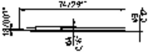 Ersa 212 KD LF Soldeerpunt Beitelvorm Grootte soldeerpunt 1.8 mm