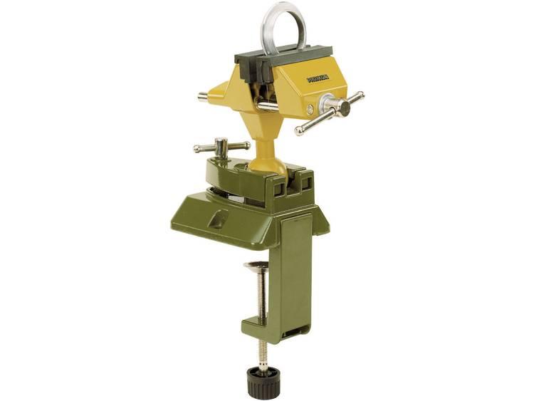 Fijnmechanica-bankschroef FMZ Proxxon Micromot 28 608 Klauwbreedte:75 mm Spanbreedte (klembekken):70