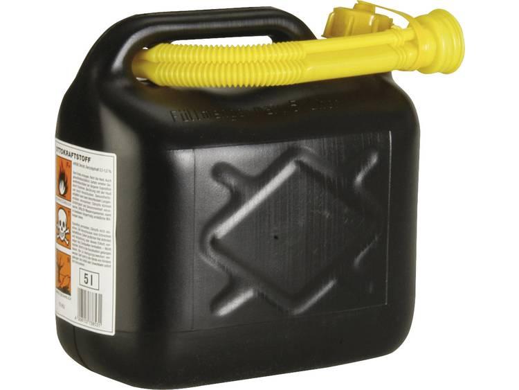 Jerrycan voor benzine Plast 811978 (b x h x d) 25 x 25 x 14 cm