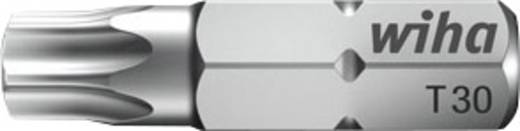 Torx-bit T 6 Wiha Chroom-vanadium staal gehard C 6.3 2 stuks