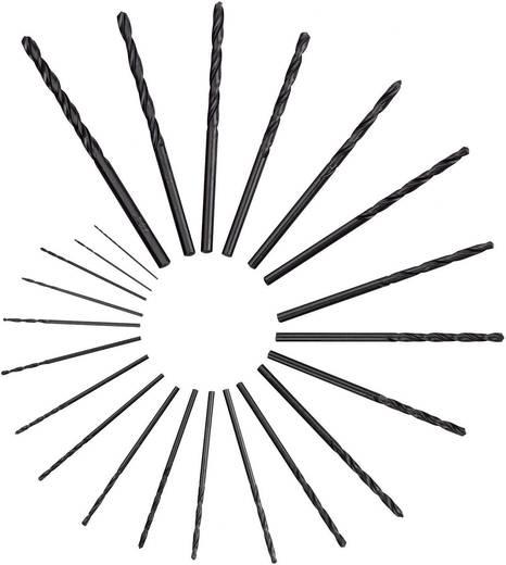 812074 HSS Metaal-spiraalboorset 150-delig DIN 338 Cilinderschacht 1 set