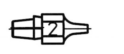 Weller Professional DX 112 Soldeer zuigmond Grootte soldeerpunt 1 mm Lengte soldeerpunt 23 mm
