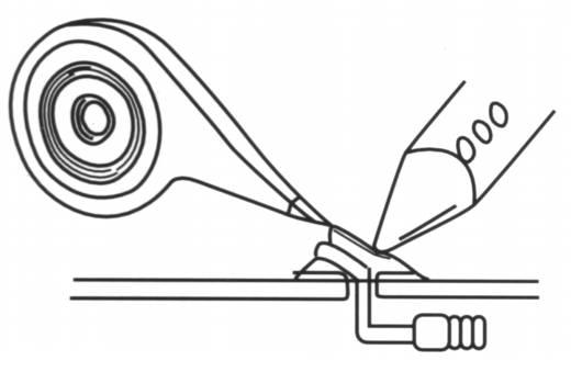 Arexx AW-200 Desoldeerdraad Schenker Lengte 2 m Breedte 1.7 mm 1 stuks