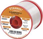 Stannol HS 10 soldeertin, loodhoudend