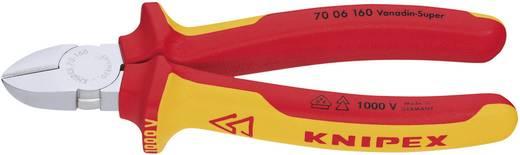 Knipex VDE-SEITENSCHNEIDER 180 MM 70 06 180 VDE Zijkniptang met facet 180 mm