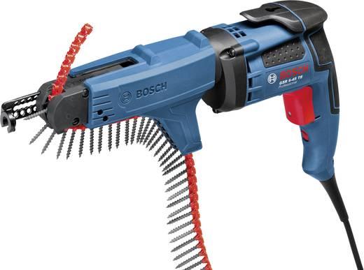 Bosch Professional GSR 6-45 TE + MA 55 Droogbouwschroevendraaier