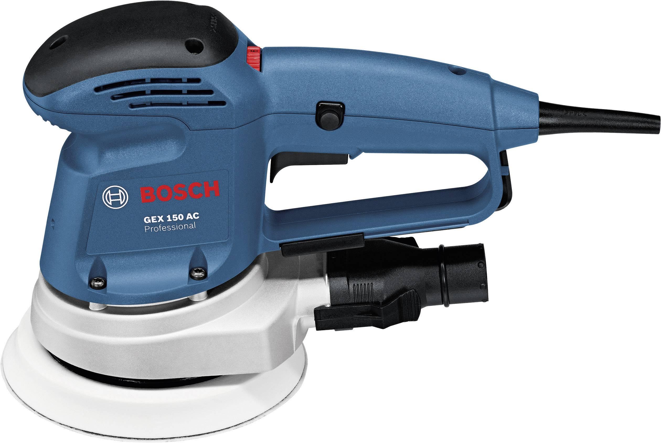 Extreem Bosch Professional Excentrische schuurmachine GEX 150 AC YG42