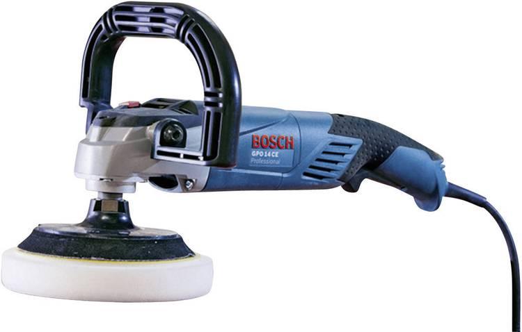 Image of Excentrische polijstmachine 230 V 1400 W Bosch Professional 0601389000 GPO 14 CE 750 - 3000 omw/min 180 mm