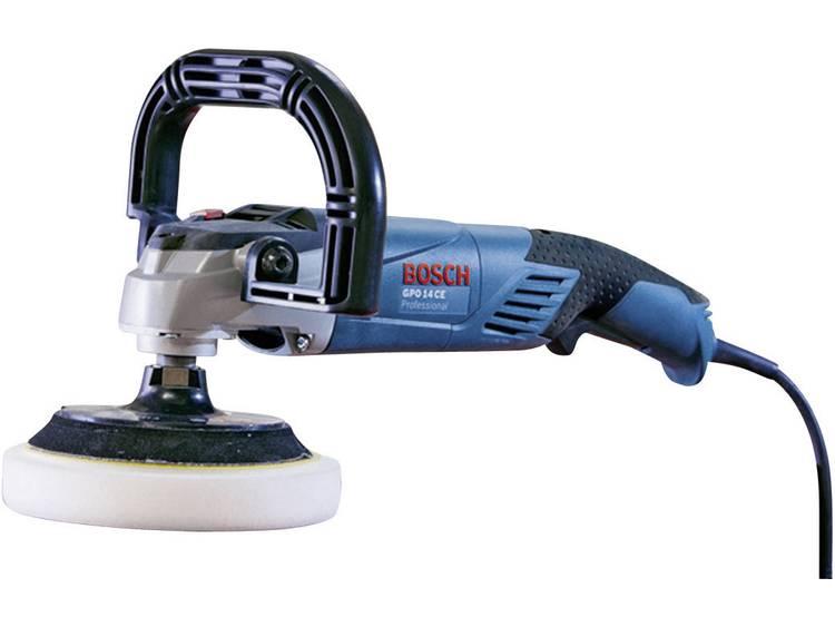 Bosch Professional GPO 14 CE 0601389000 Excentrische polijstmachine 230 V 1400 W 750 3000 omw min 180 mm