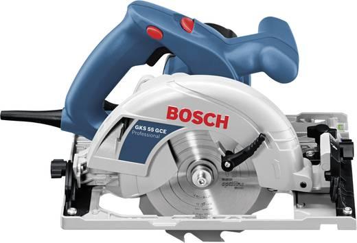 Bosch Professional GKS 55 GCE Handcirkelzaag 160 mm