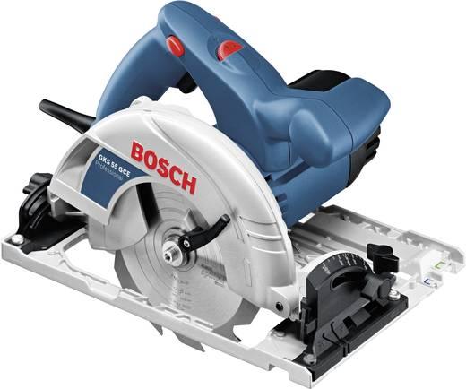 Bosch Professional GKS 55 GCE Handcirkelzaag 160 mm incl. koffer 1350 W
