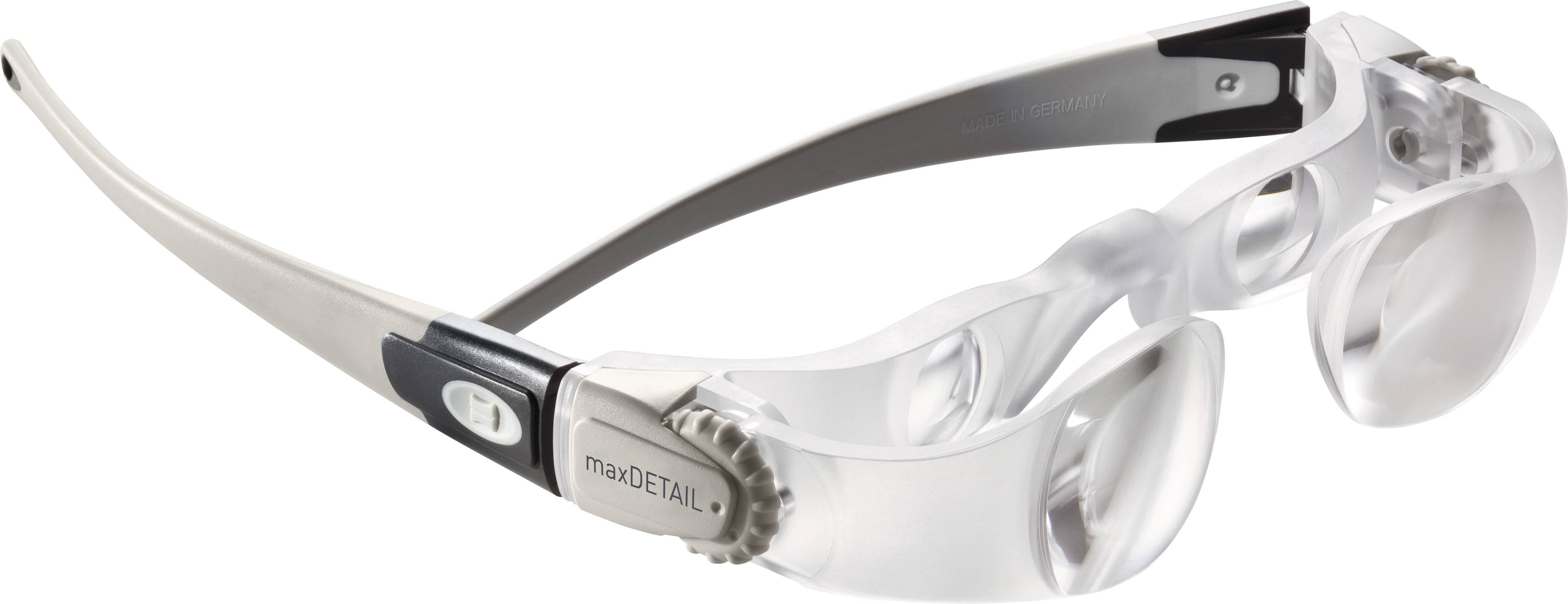 Loepbril Vergrotingsfactor: 2 x Eschenbach MAX DETAIL | Conrad.nl