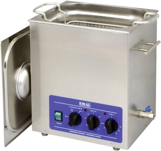 Ultrasoon reiniger 12 l 300 x 240 x 200 mm Reinigingsduur 1 - 60 min. Emag EMMI 120