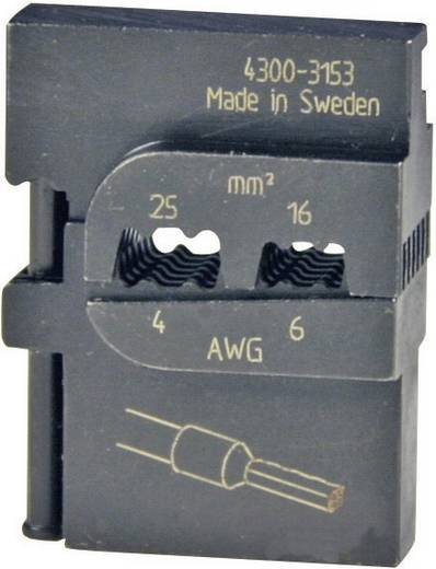 Krimpinzet Adereindhulzen 16 tot 25 mm² <br