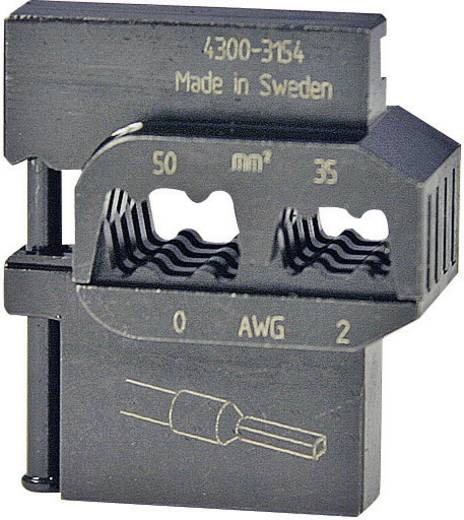 Krimpinzet Adereindhulzen 35 tot 50 mm² <br