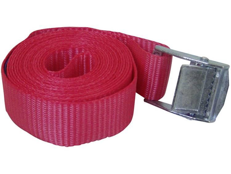 Klemband Trekkracht (lc) vastbinden (enkel direct)=125 daN (l x b) 2.5 m x 25 mm 60262