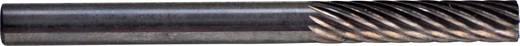 RONA 814528 Freesstift cilinder met kerfvertanding Hard metaal Schacht-Ø 3.2 mm
