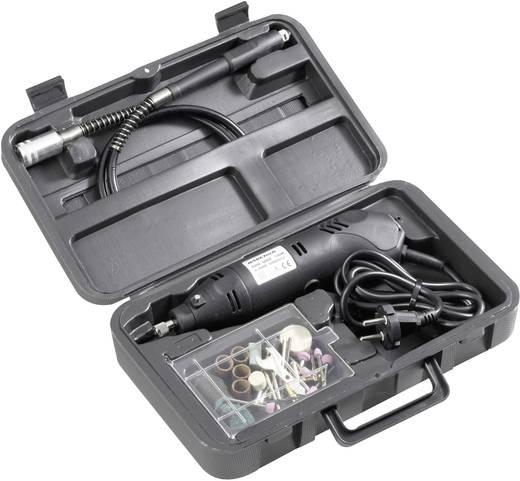 Multifunctioneel gereedschap incl. accessoires, incl. koffer 80-delig 130 W Basetech Mini 814677