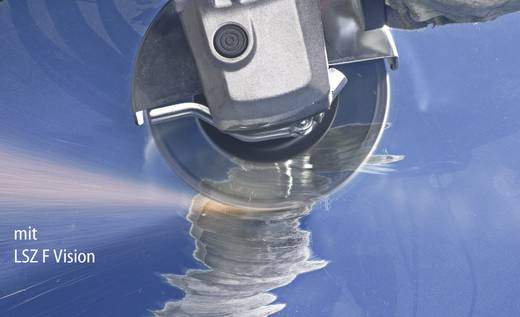 Lamellenslijpschijf LSZ F VISION Rhodius 207084 Diameter 115 mm Binnendiameter 22,23 mm Korreling 60