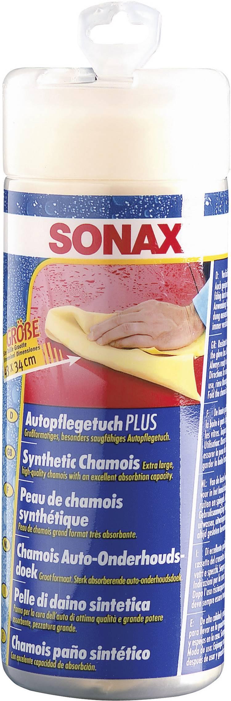 Sonax 417700 Auto-onderhoudsdoek Plus 1 stuks