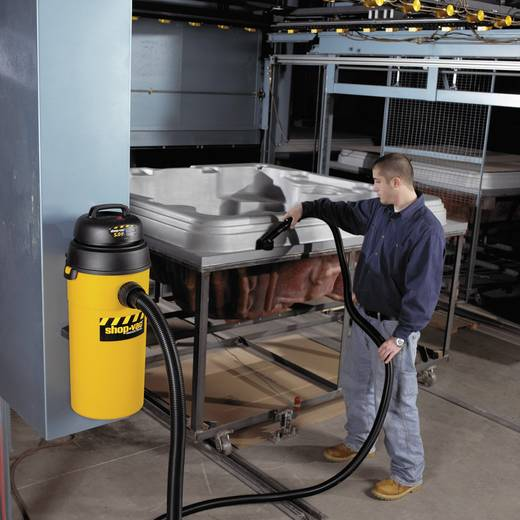 Nat/droog stofzuiger voor vaste montage HANG UP VAC
