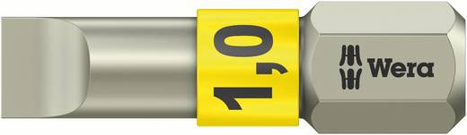 """Wera 6,3 mm (1/4"""") Platte Bit"""