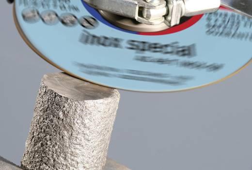 Dronco 1113270-100 Doorslijp- en schuurschijf AS 46 T INOX Cut+Grind Ø 115 mm 1 stuks
