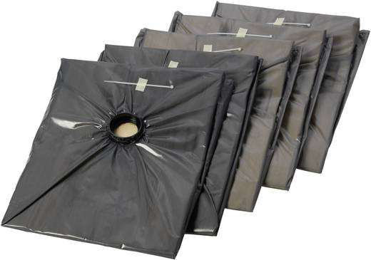 Nilfisk Veiligheidsfilterzak 5 stuks 107400233 Geschikt voor Attix 965-0H/