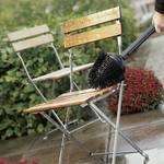 Roterende tuinmeubelborstel