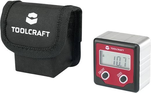 TOOLCRAFT 816141 Digitale hoekmeter 180 ° Zonder certificaat