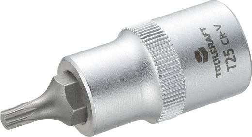 TOOLCRAFT Dop 12,5 mm (1/2 inch) met Torx-inzet T25 55 mm K