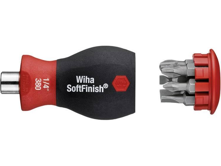 Wiha Stubby Werkplaats Magazijnschroevendraaier 1/4 (6.3 mm) DIN 3126, DIN ISO 1173 kopen