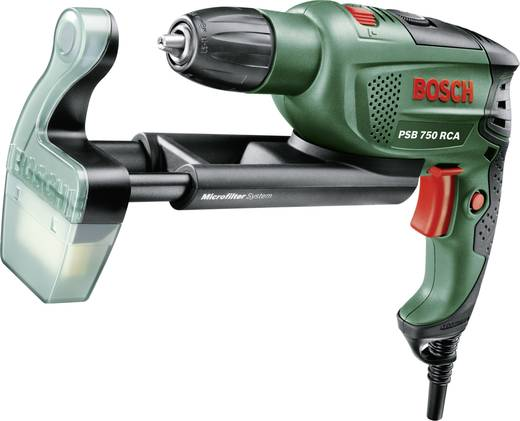 Bosch PSB 750 RCA Klopboormachine 750 W incl. koffer