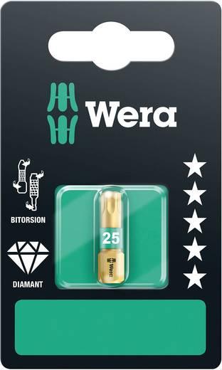 Torx-bit T 10 Wera 867/1 BDC SB SiS Gereedschapsstaal gelegeerd, Diamant gecoat D 6.3 1 stuks
