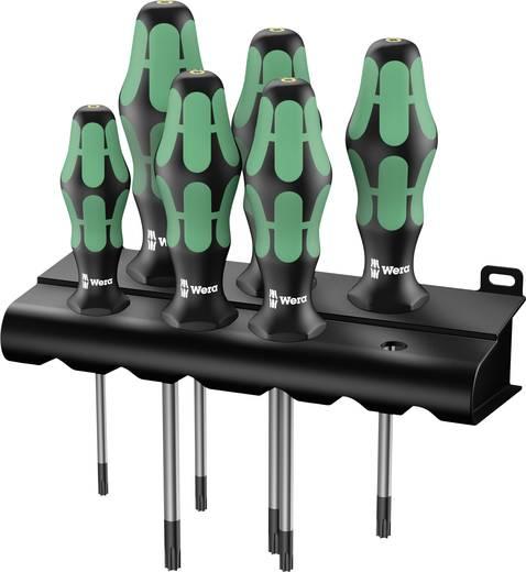 Wera 367/6 TORX® HF Werkplaats Schroevendraaierset 6-delig Torx