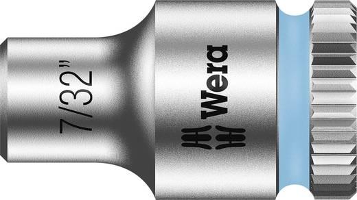 "Wera 05003515001 Inbusdop Dopsleutelinzetstuk 7/32"" 1/4"" (6.3 mm) Afmeting, lengte: 23 mm"