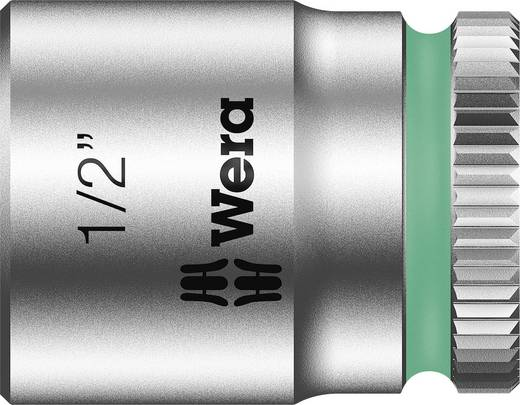 "Wera 05003522001 Inbusdop Dopsleutelinzetstuk 1/4"" (6.3 mm) Afmeting, lengte: 23 mm"