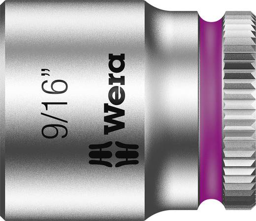 "Wera 05003523001 Inbusdop Dopsleutelinzetstuk 1/4"" (6.3 mm) Afmeting, lengte: 23 mm"