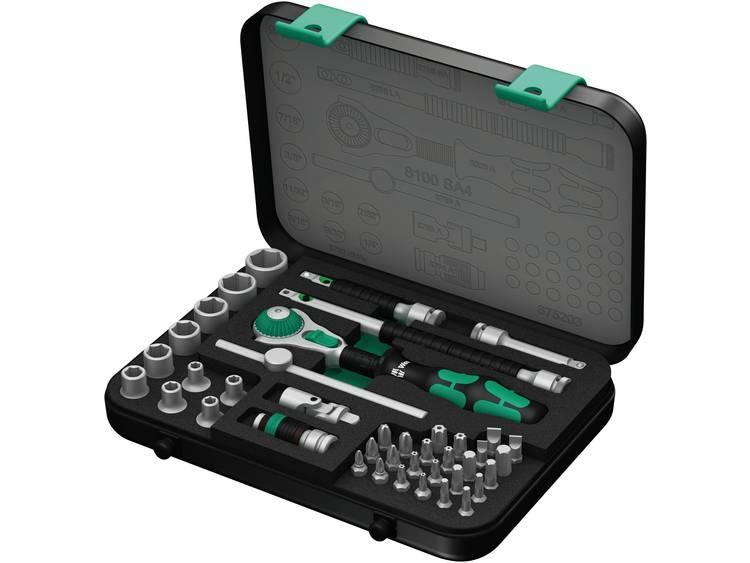 Wera 41-delig 8100 SA 4 Zyklop ratelset 1-4 05003535001