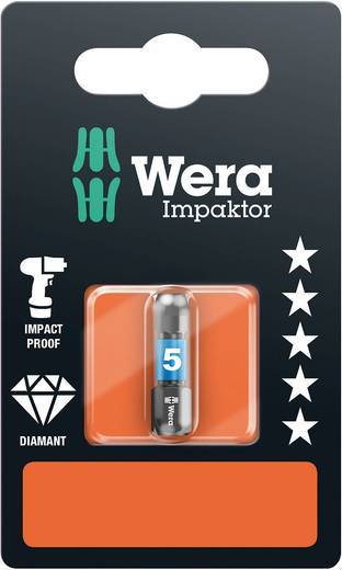 Inbus-bit 4 mm Wera 840/1 IMP DC Hex-Plus S