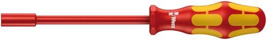 "Wera 190i SW 3/8"" x 125 mm VDE Steekslseutel schroevendraaier Sleutelbreedte (metrisch): 9.5 mm Sleutelbreedte (inch): 3/8 inch Koplengte: 125 mm DIN EN 60900"
