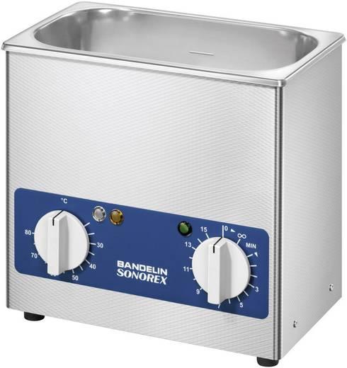 Bandelin RK 100H Ultrasoonreiniger 140 W 3 l met verwarming