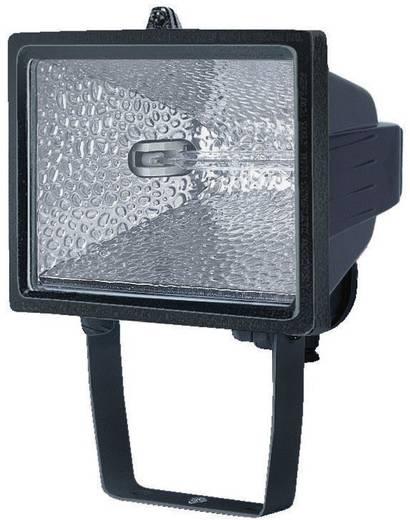 Buitenschijnwerper Halogeen 400 W R7s Brennenstuhl H500 Zwart