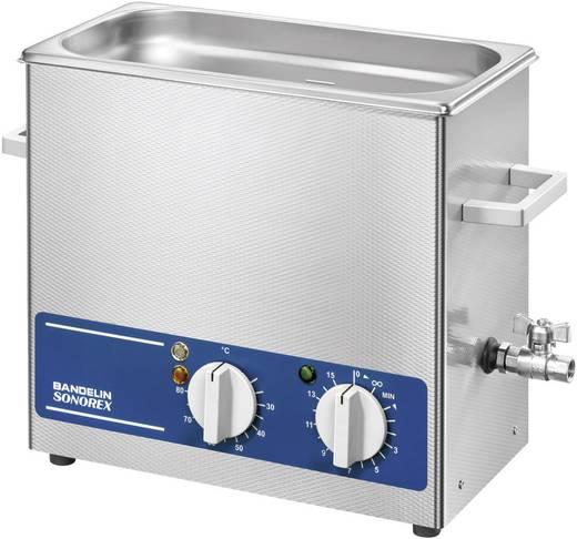 Bandelin RK 255H Ultrasoonreiniger 280 W 5.5 l met verwarming
