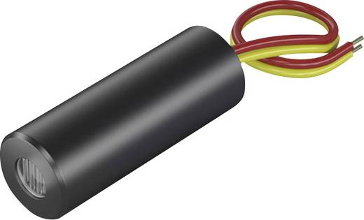 Picotronic LD650-5-3(12x32) Lasermodule Lijn Rood 5 mW